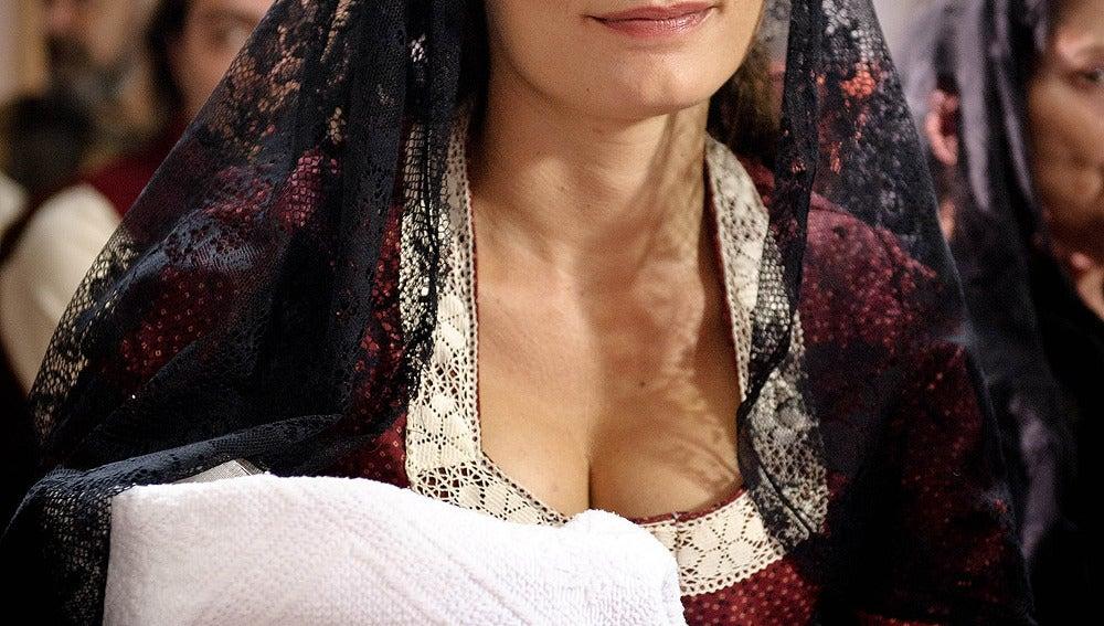 Ivana Miño es Lola