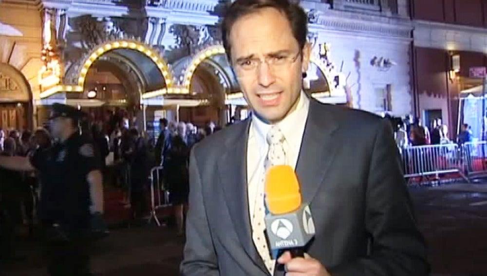 José Ángel Abad, desde el estreno de 'Spiderman'