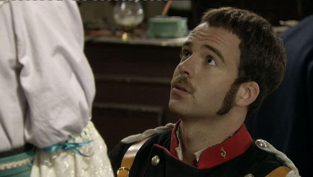 Miguel pide a Sara matrimonio