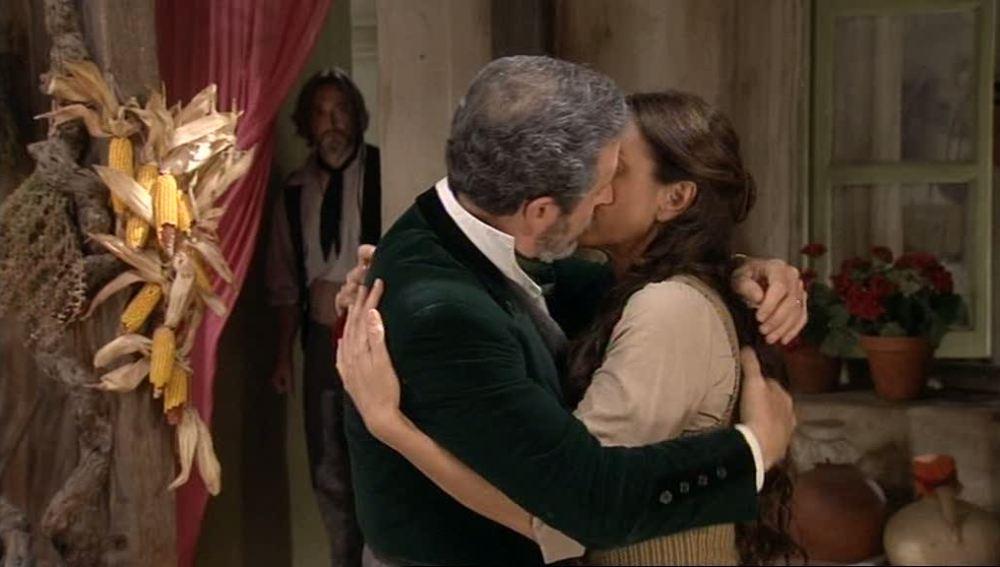 Tomás se entera del secreto de Carmen y Germán