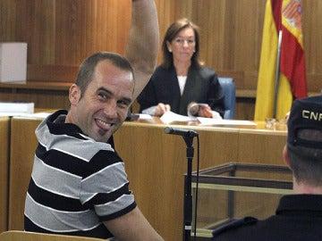 Txeroki en el juicio