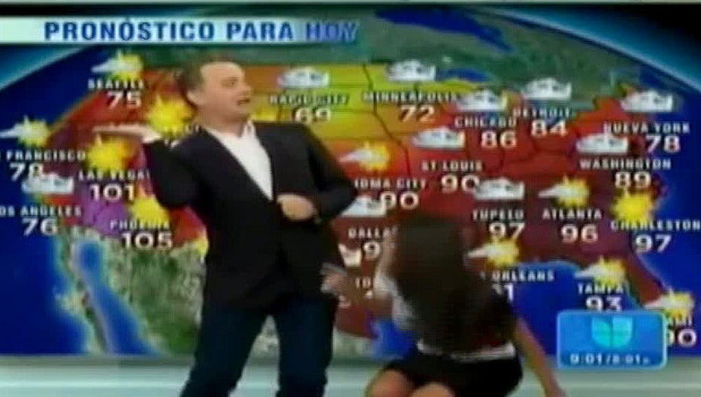 Tom Hanks bailando