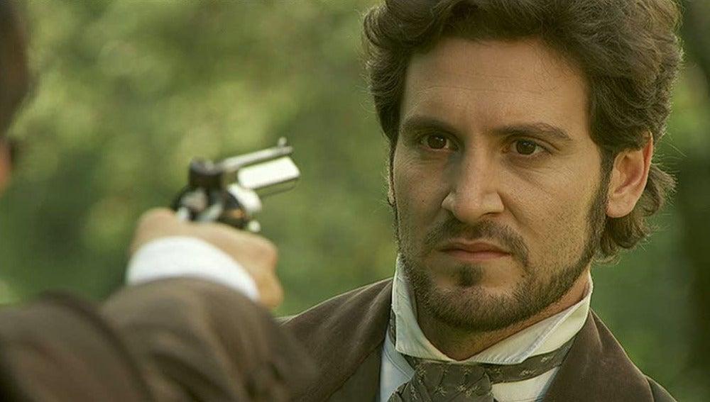 Prieto dispara a Tristán