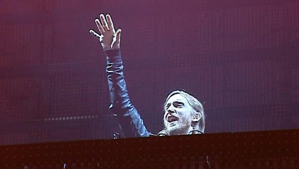 David Guetta en Valencia