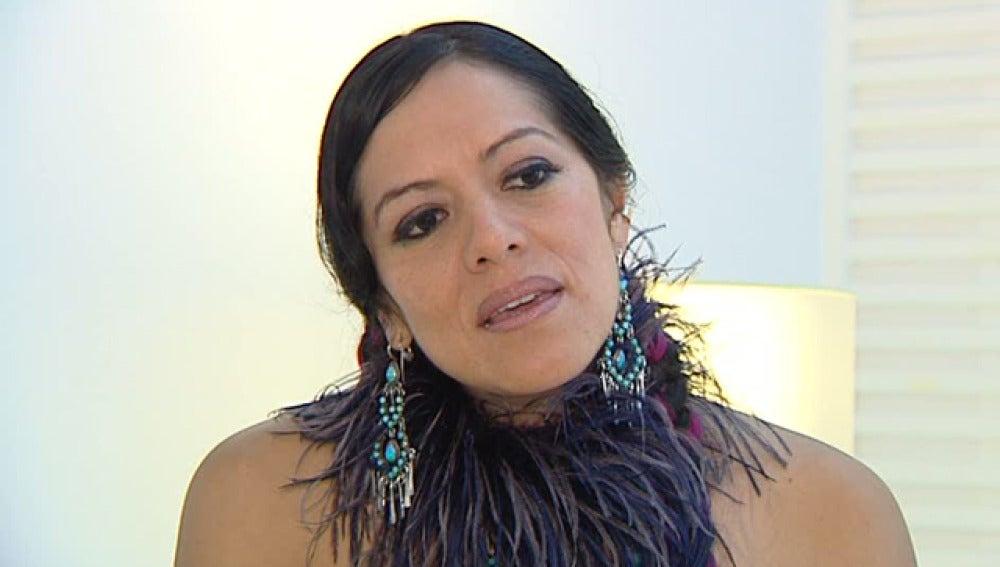 Actuación de Lila Downs en Tenerife