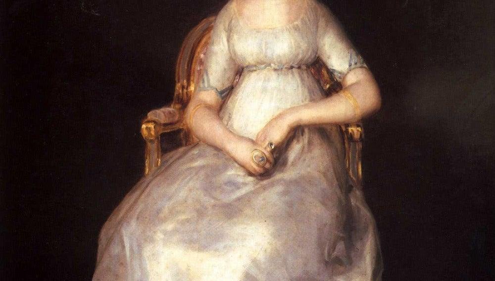 'La condesa de Chinchón' , de Francisco Goya.