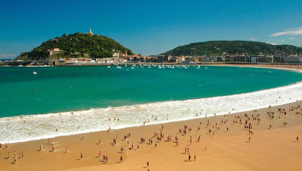 San Sebastián, ciudad candidata a la Capital europea de la Cultura 2016