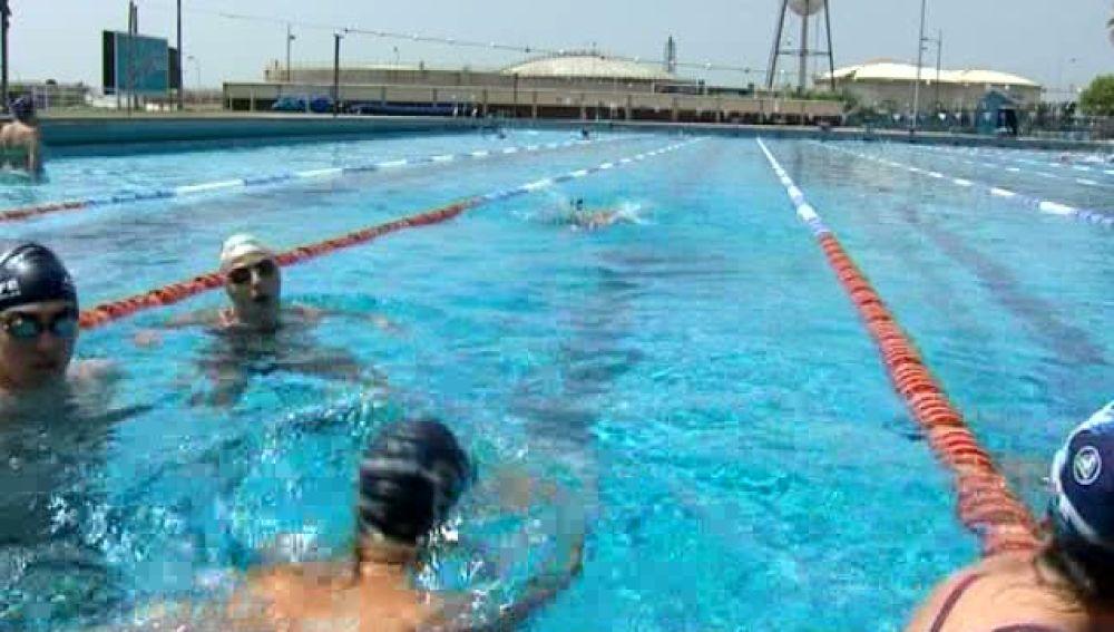 Club Ademi: Nadadores, campeones y luchadores