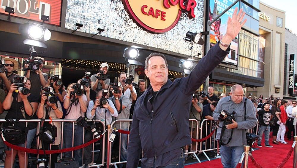 Tom Hanks estrena Larry Crowne