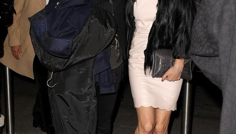 Kate Moss y Jamie Hince, a un paso del altar