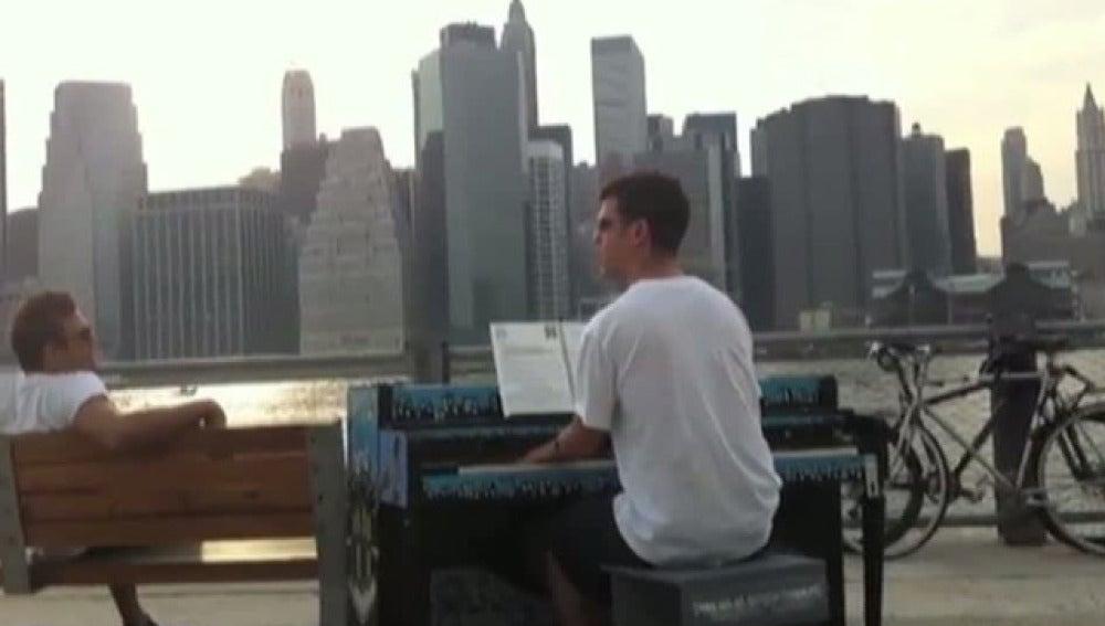 Pianos por Nueva York