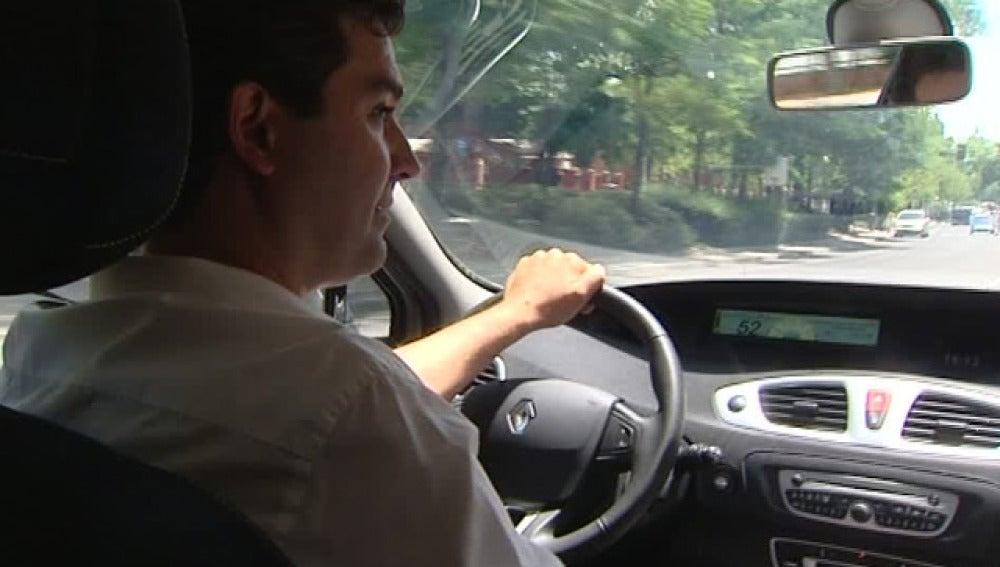 Conducción al volante sin nervios