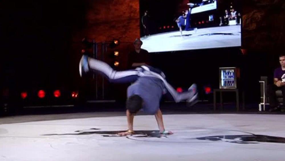A ritmo de breakdance en Barcelona