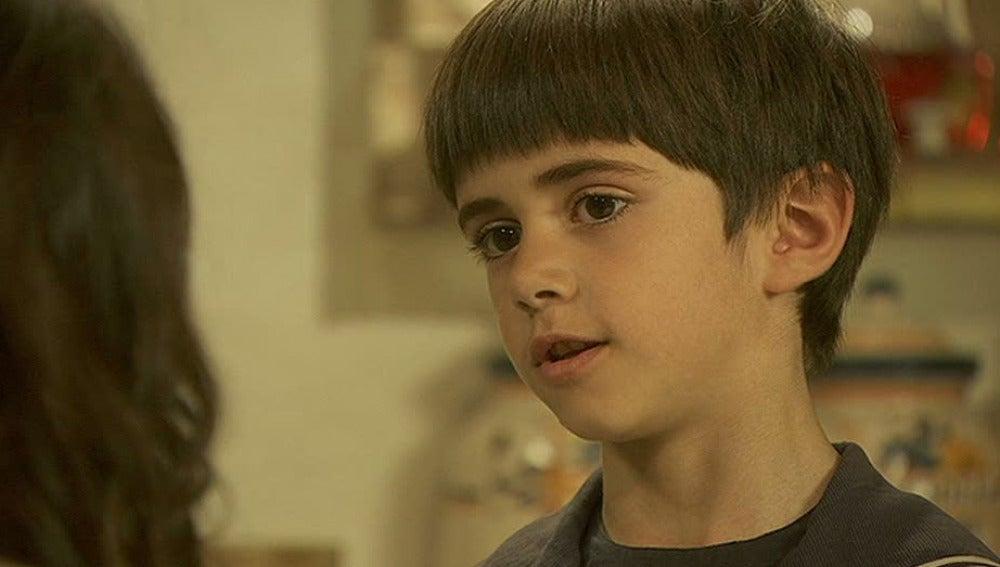 Martín quiere que Pepa cuide de su padre