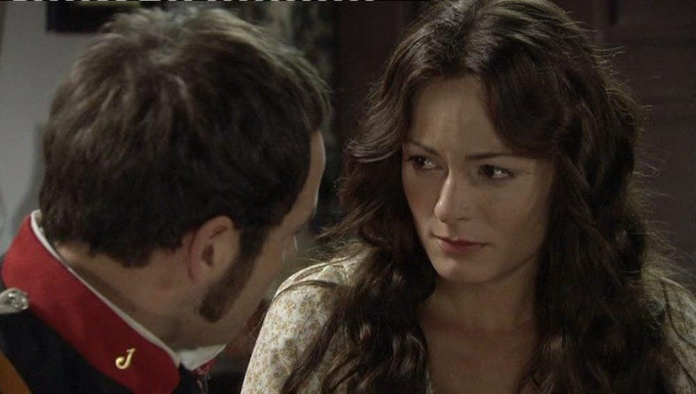 Lola le pide a Miguel que responda como padre de Mateo