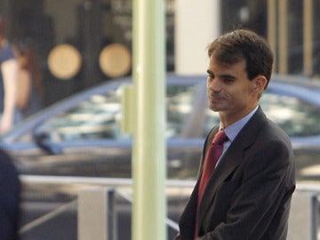 El juez de la Audiencia Nacional Pablo Ruz, encargado del 'caso Gürtel'