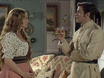 Sara regresa a Arazana como empresaria y bandolera.