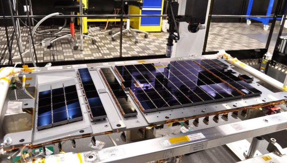 La cámara Gaia, diseñada para estudiar la vía Lactea