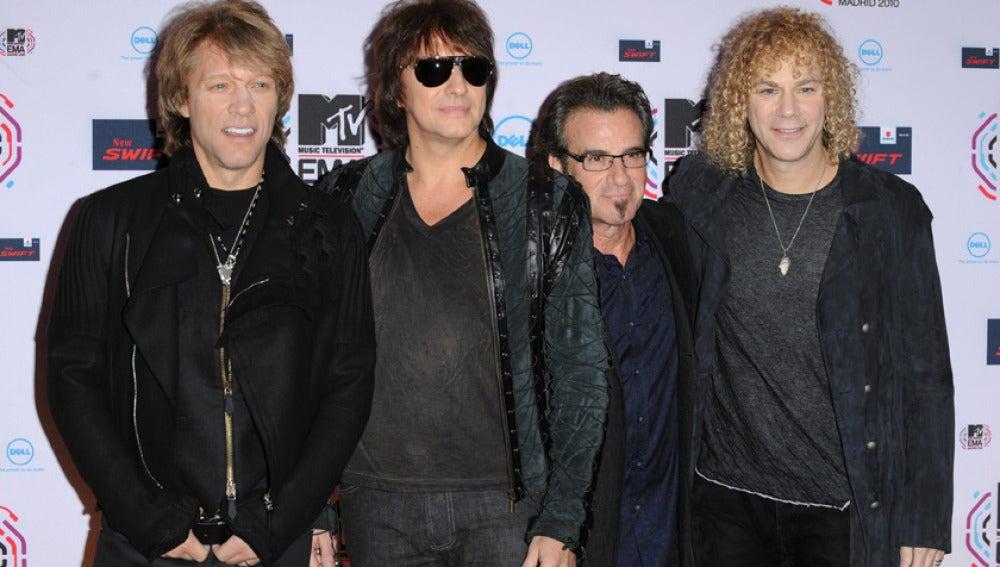 Bon Jovi, premio al icono global