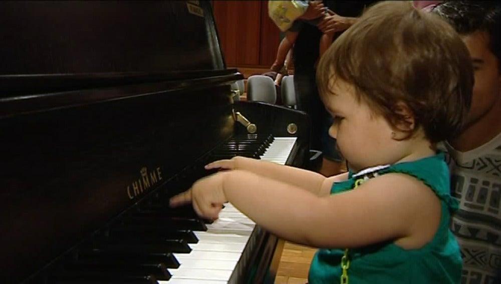 Jazz para estimular la sensación de los bebés