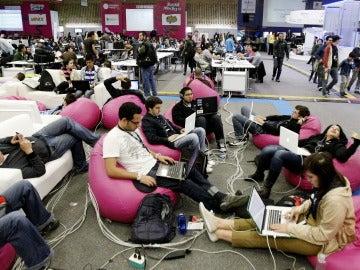 Comienza la Campus Party