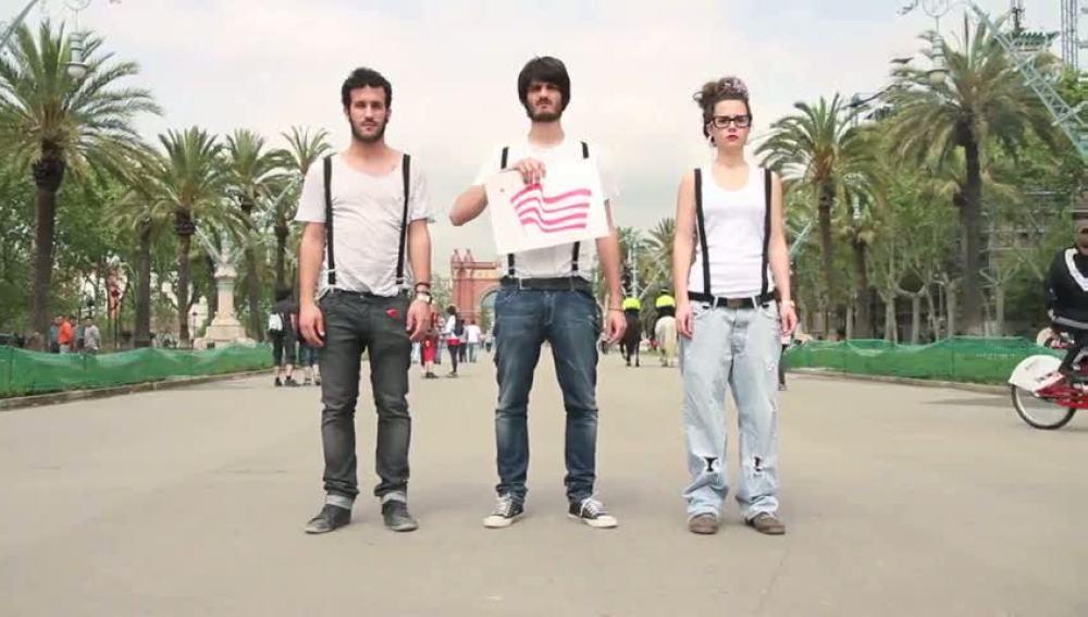 Un grupo catalán alcanza el número uno de ventas.