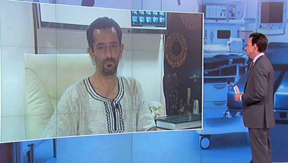 Matías Prats entrevista a Pedro Cavadas