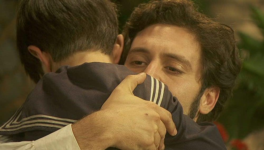 Tristán se reencuentra con Martín