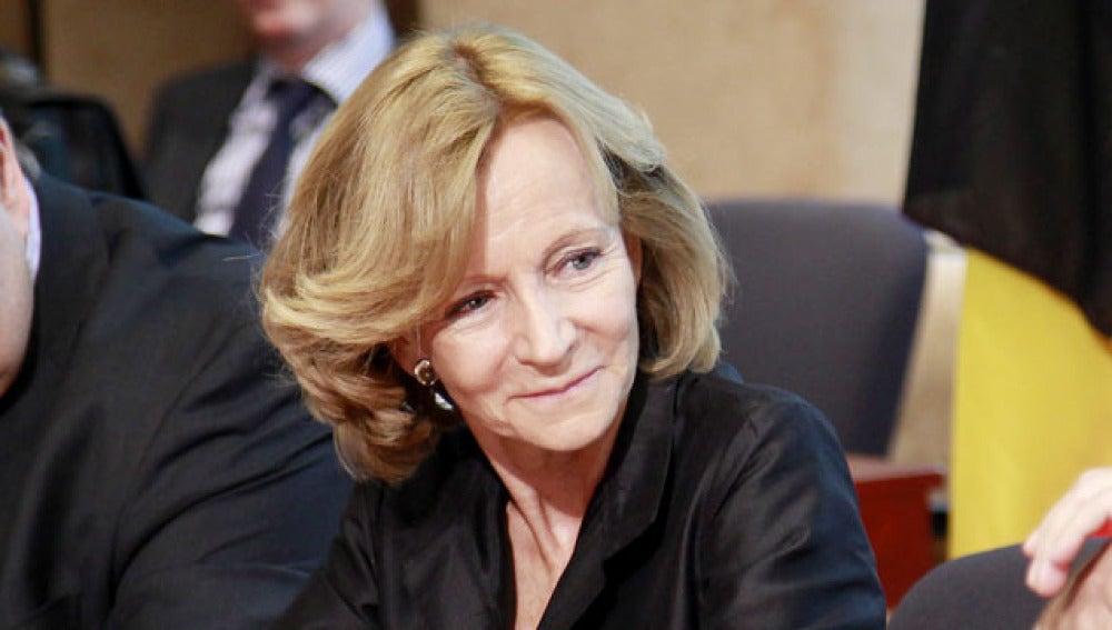 Salgado en la cumbre del Eurogrupo