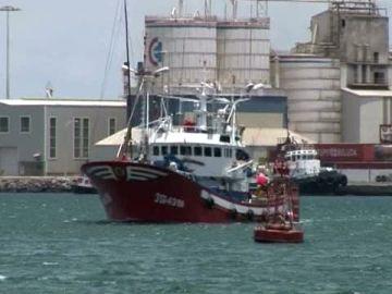 Los pescadores naufragados ya están en casa