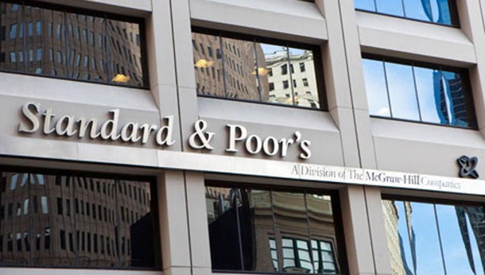 Agencia de calificación Standard & Poor's