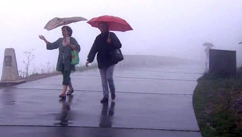 Alternativas contra el mal tiempo en Galicia