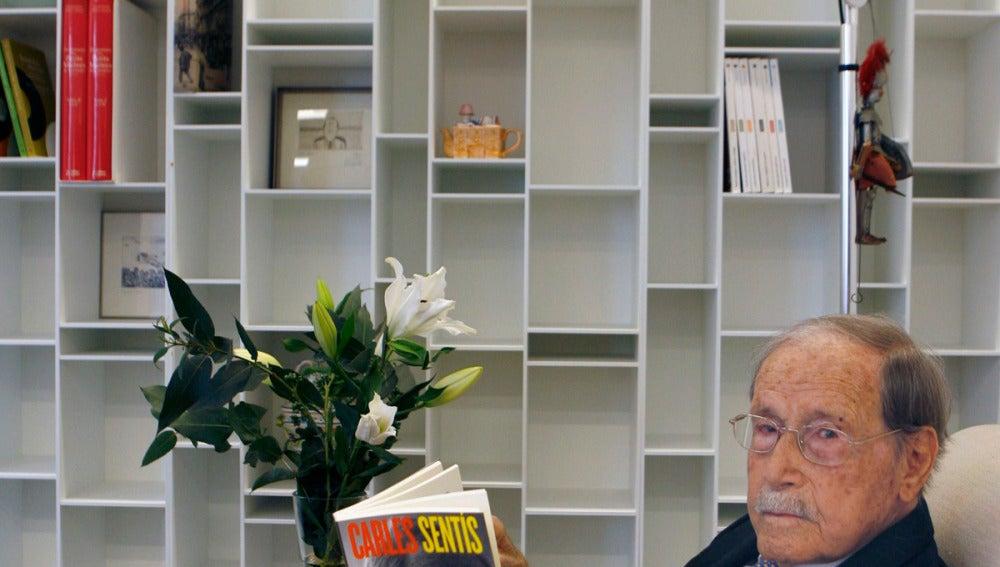Carles Sentis en una imagen de archivo
