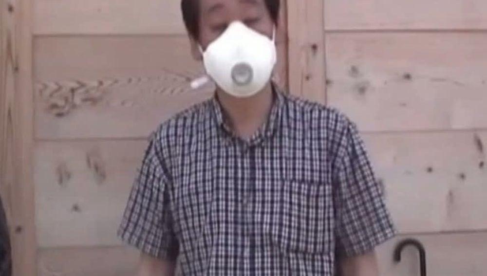 Un padre de Fukushima
