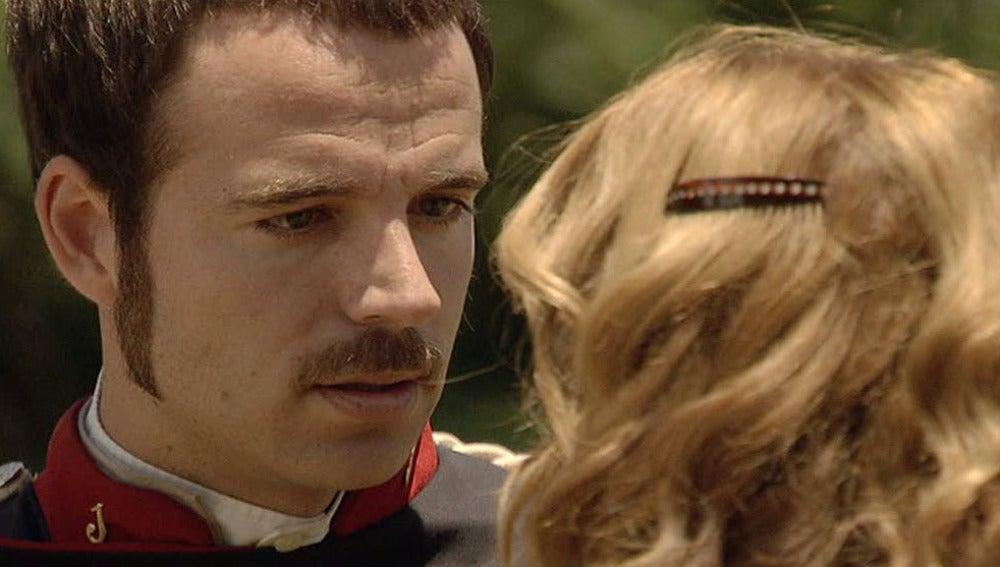 Sara le cuenta a Miguel que Mateo no es hijo suyo