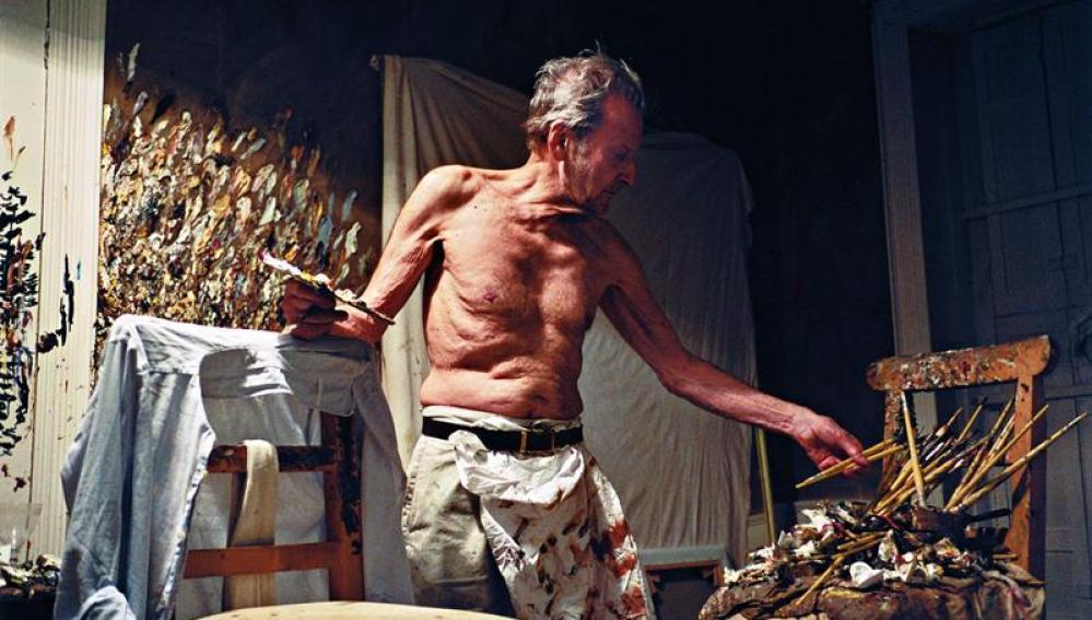 El aristas británico Lucian Freud