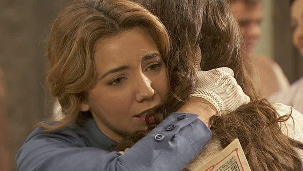 Emilia se despide de Puente Viejo
