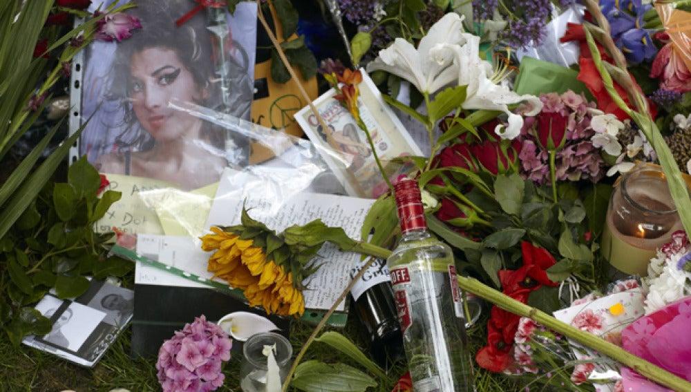 En honor a Amy Winehouse