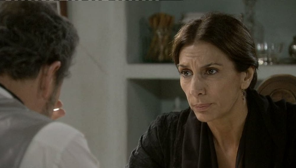 Carmen y Germán preocupados por la relación de sus respectivos hijos