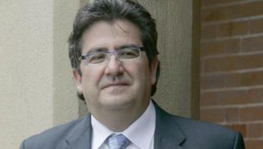 El magistrado de la AN, José Ricardo de Prada