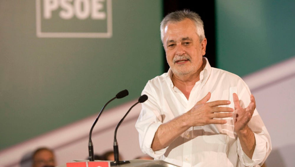 Griñán, presidente de la Junta