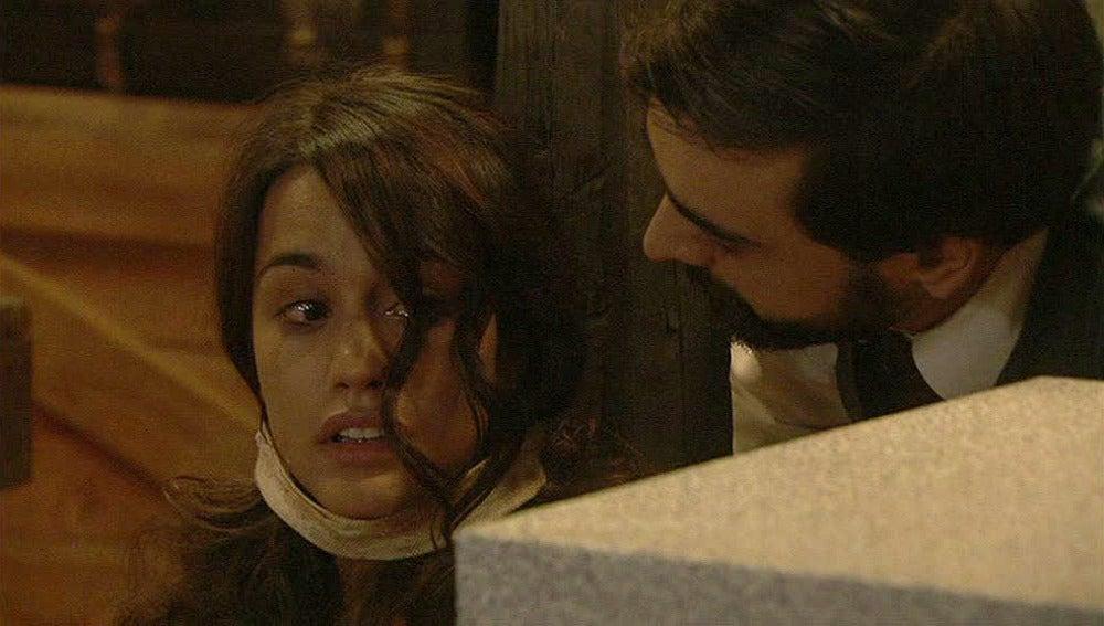 Pepa pide que le mate a Alberto
