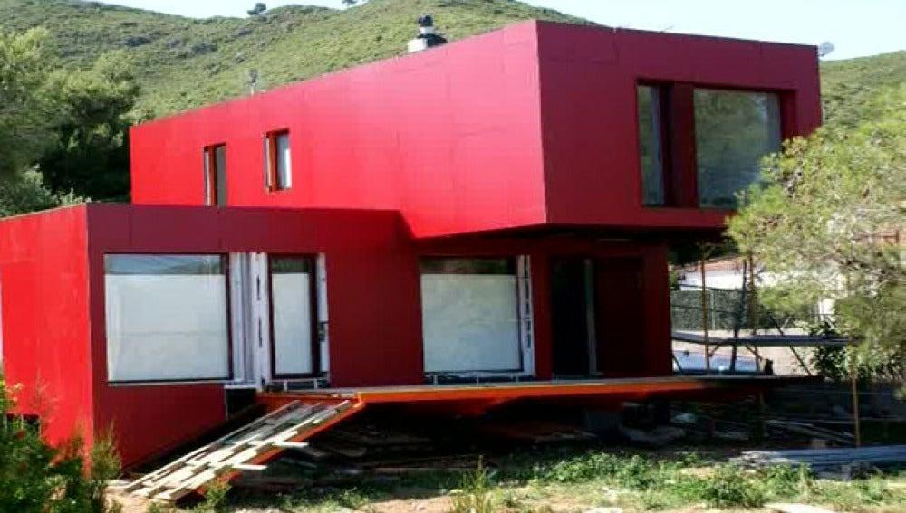 Como se construye una casa perfect construyen con - Como se construye una casa ...