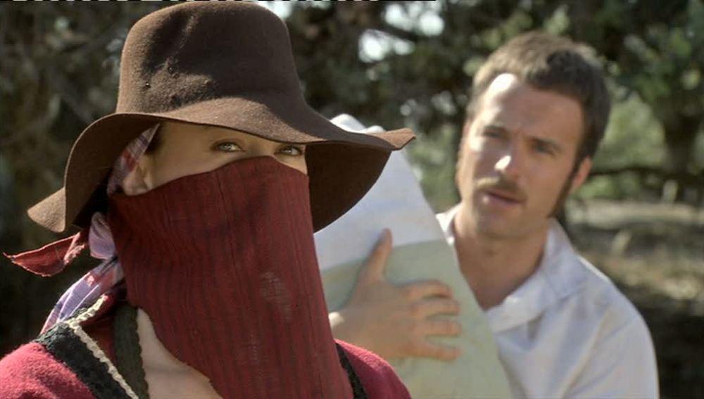 Sara salva a Mateo
