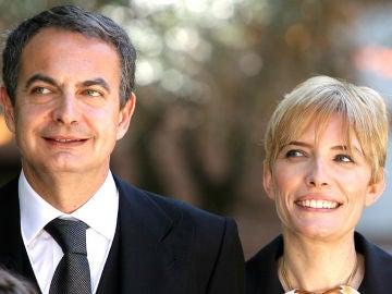 Zapatero y Sonsoles Espinosa en 2009