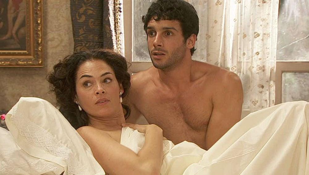 Soledad descubre a Juan