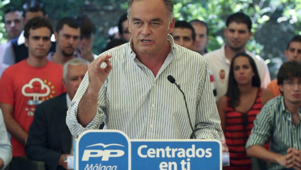 González Pons asegura que habrá debate electoral