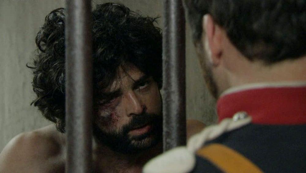 Miguel y el Chato, cara a cara