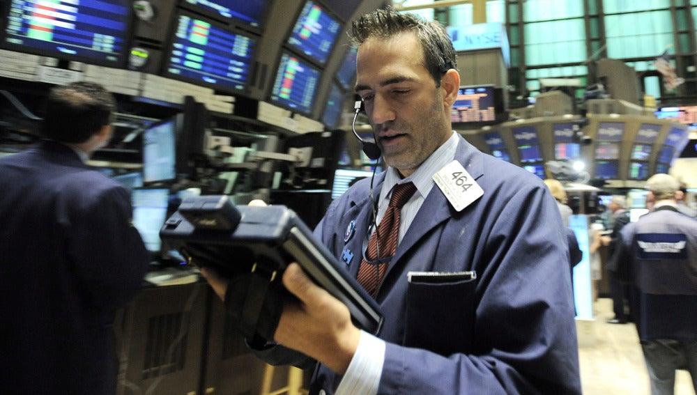 Cotización en la Bolsa de Nueva York