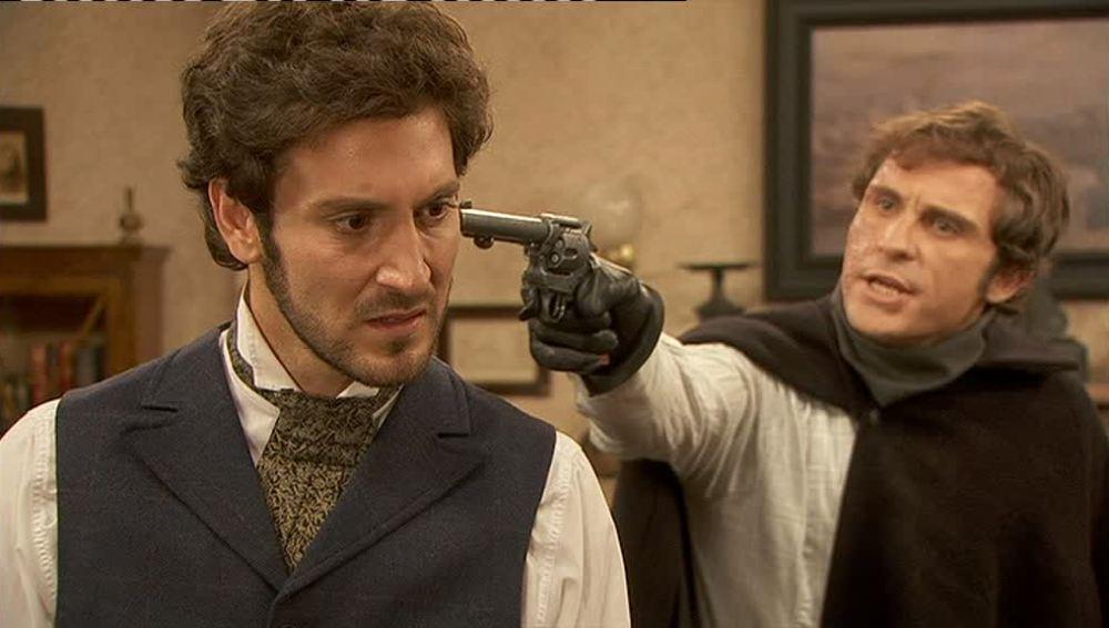 Carlos secuestra a Tristán